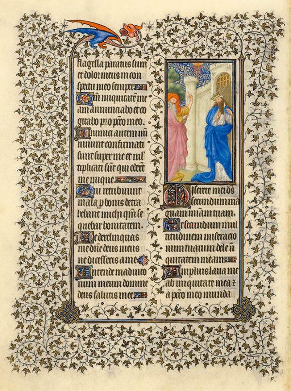 Psaume 51 - Psaumes pénitentiels