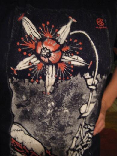 Gallen-Kallelaa T-paidassa