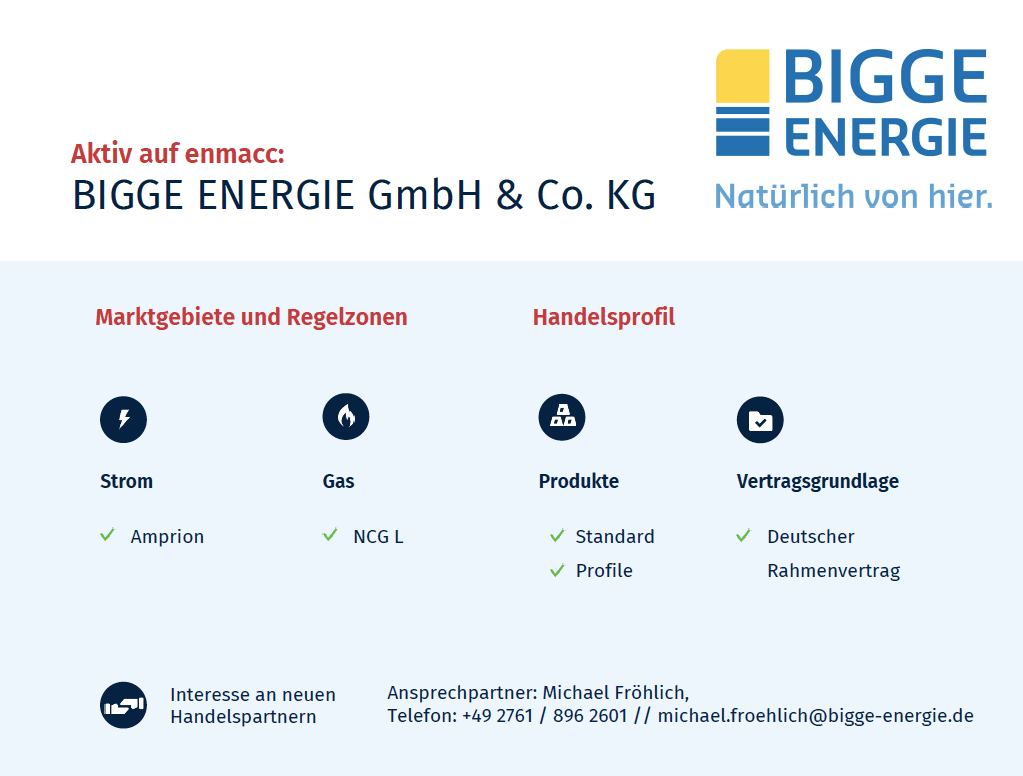 Titelbild BIGGE ENERGIE