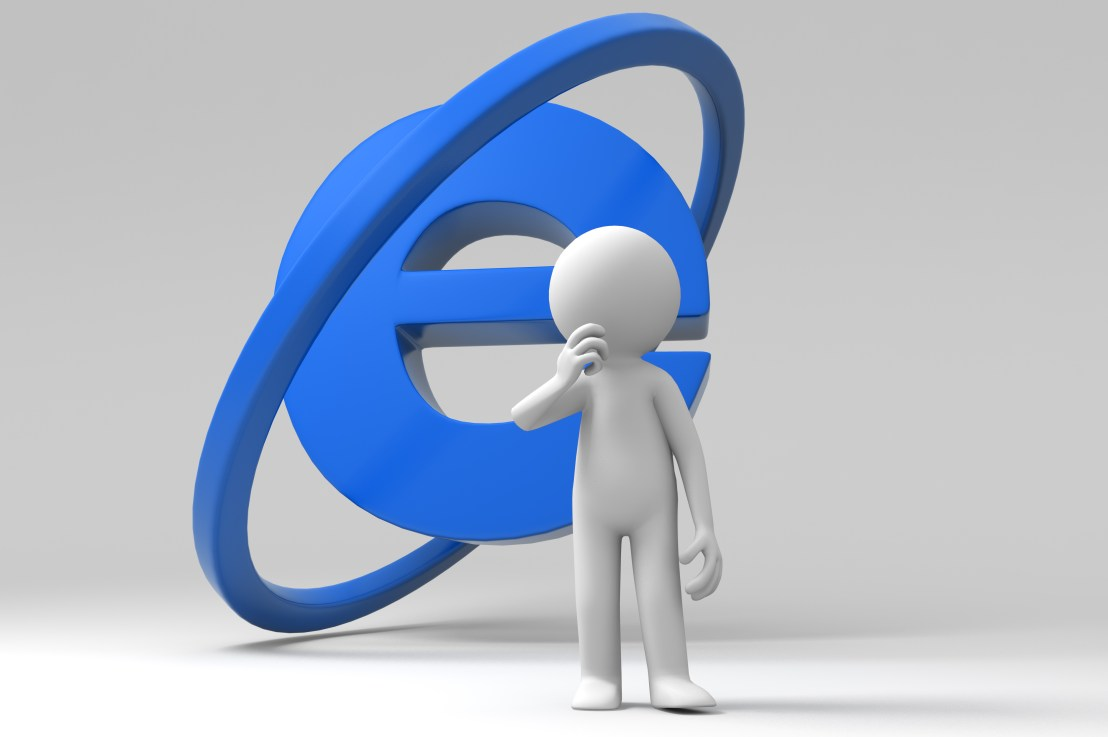 Goodbye Internet Explorer 11
