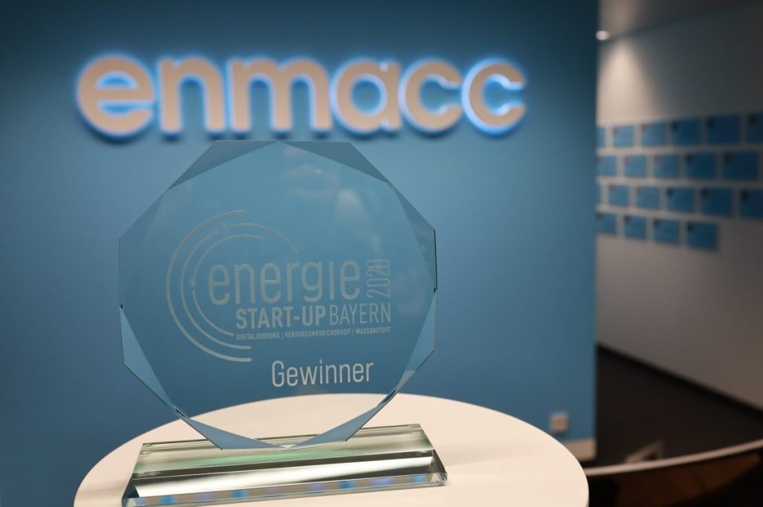 We won the Energy Start-up Bavaria 2020 award!