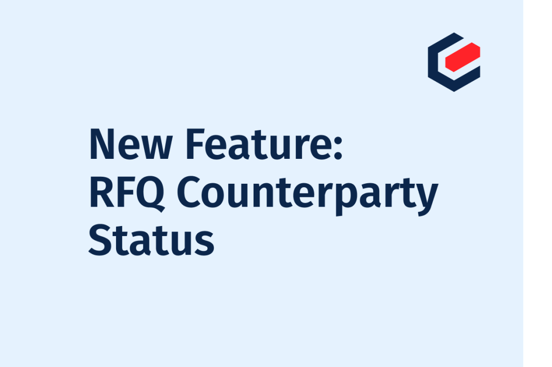 RFQ Counterparty Status
