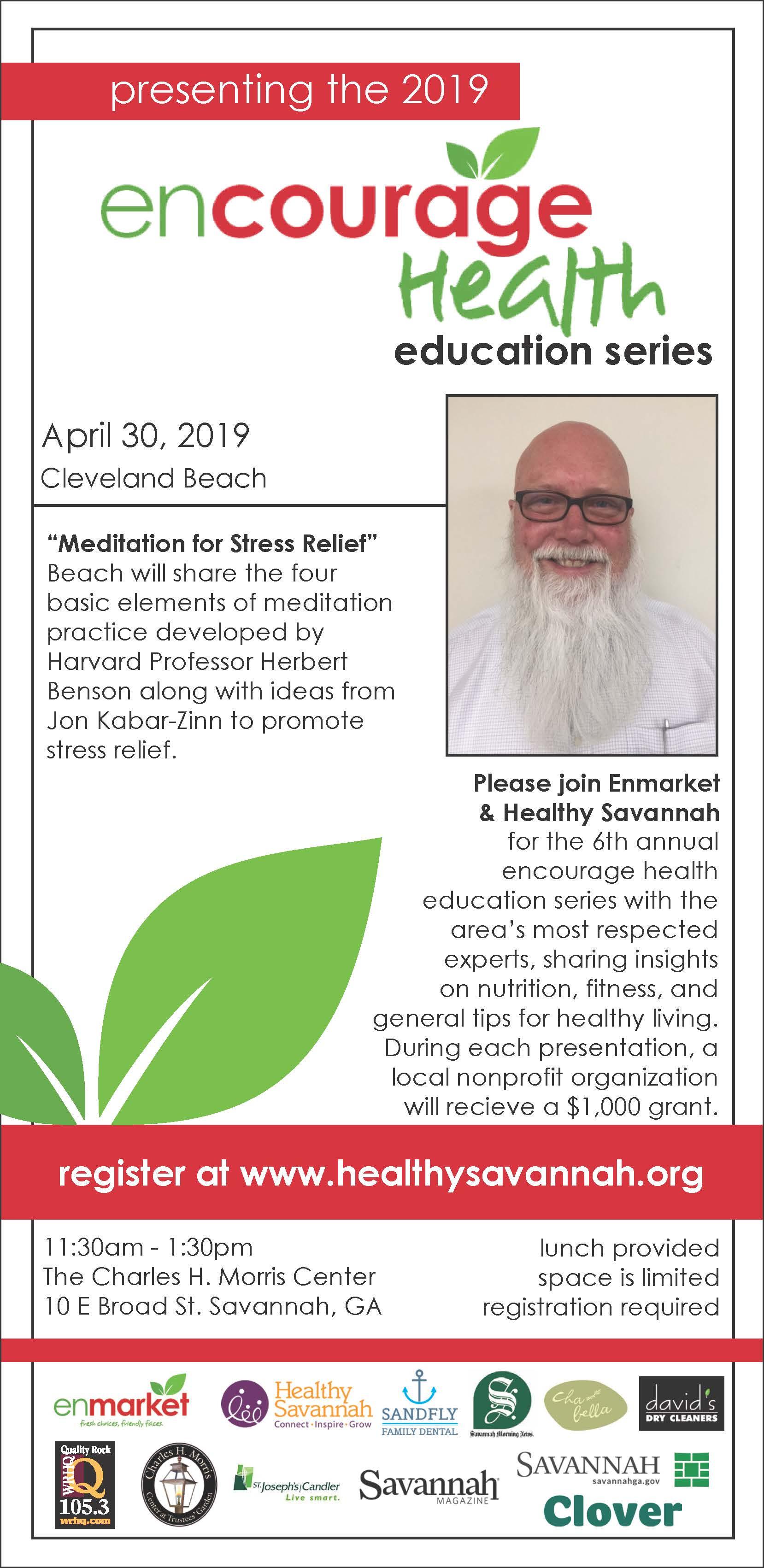 Encourage Health April 30
