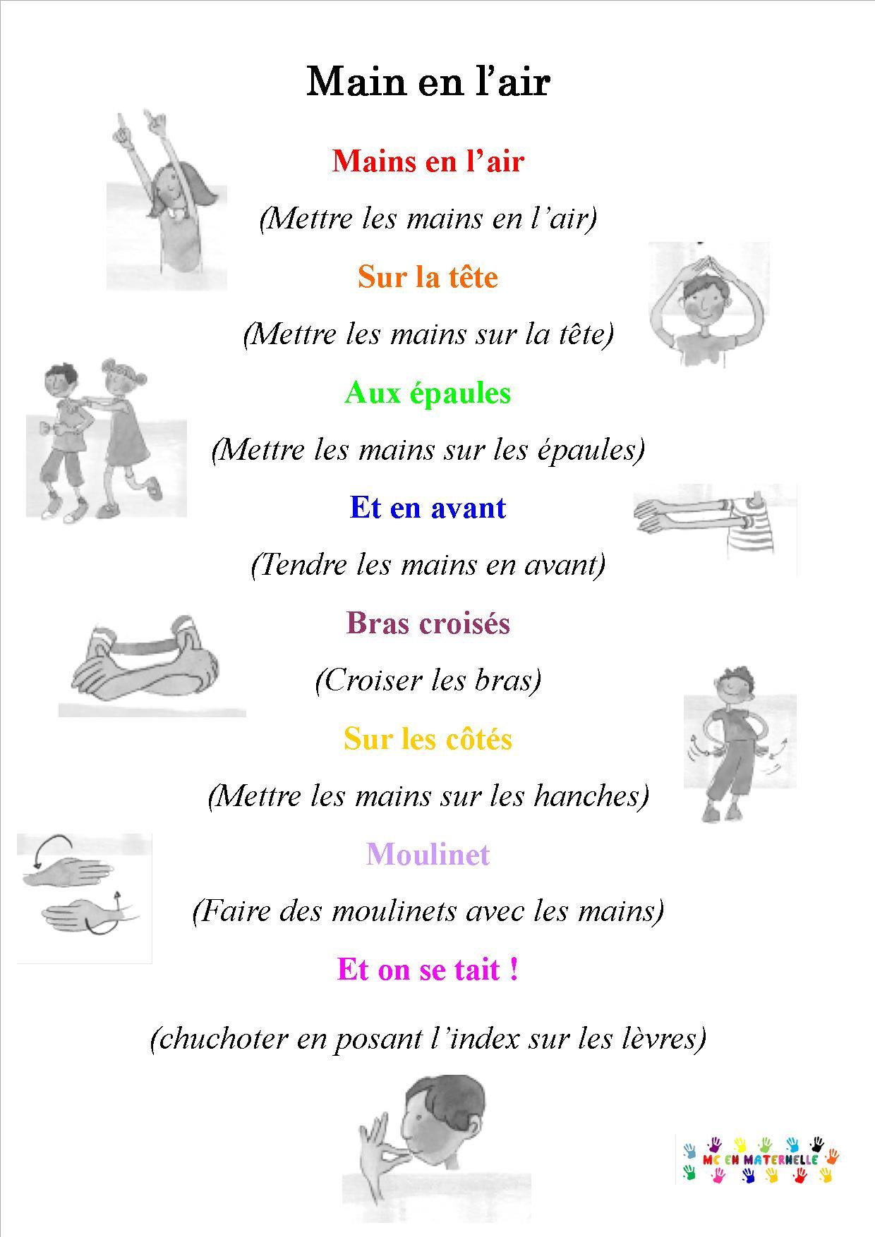 les mains en l'air - English translation - Linguee