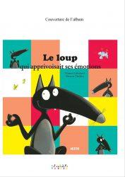 Le Loup Qui Apprivoisait Ses Emotions : apprivoisait, emotions, Apprivoisait, émotions, Puzzle, Couverture, Maternelle