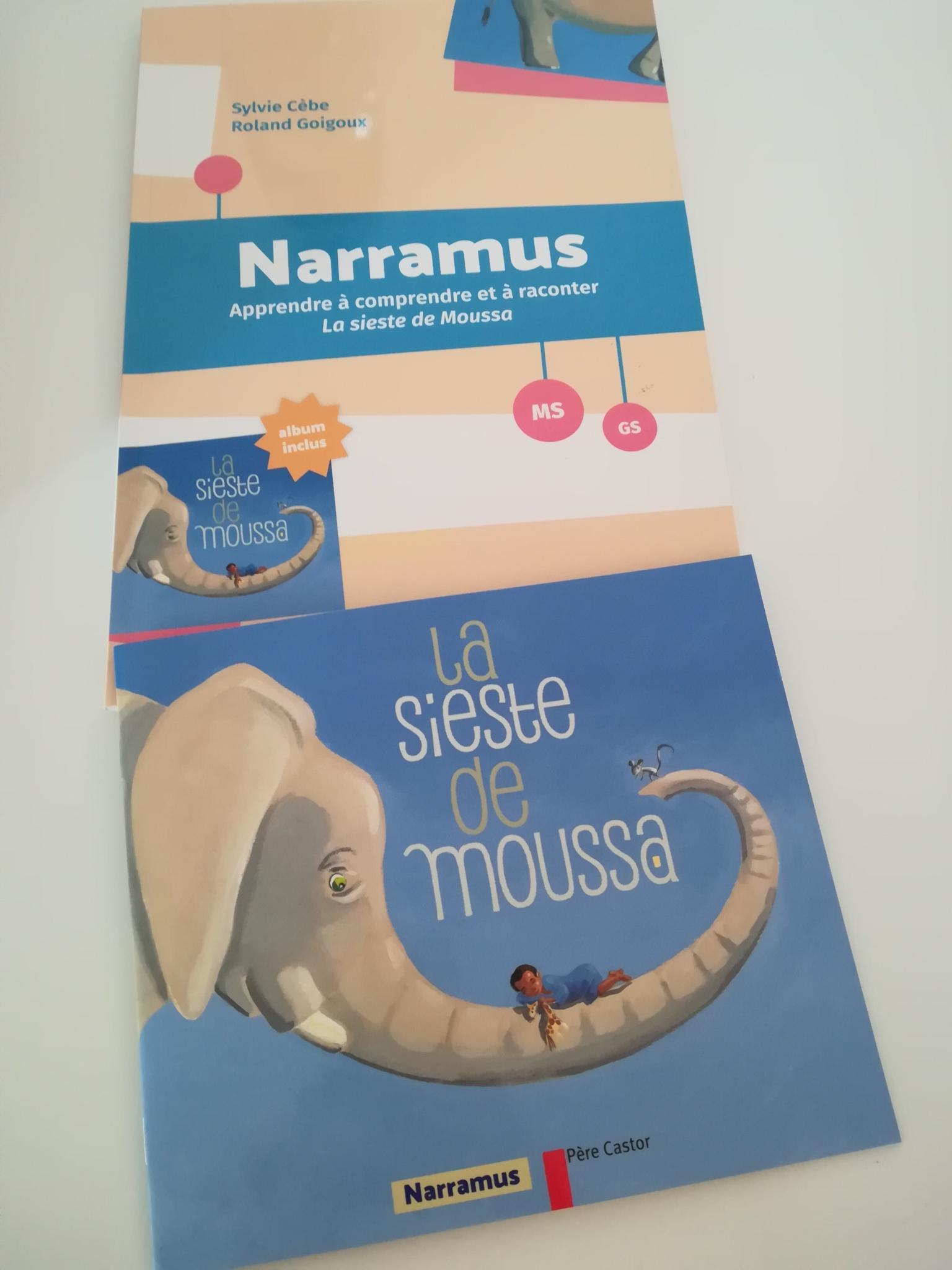 La Sieste De Moussa Personnages : sieste, moussa, personnages, Narramus, Apprendre, Comprendre, Raconter, Histoires, Maternelle