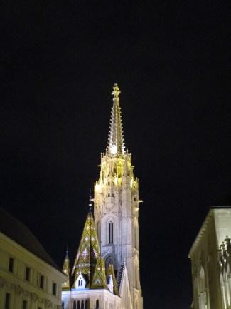 Saint Matthias illuminé