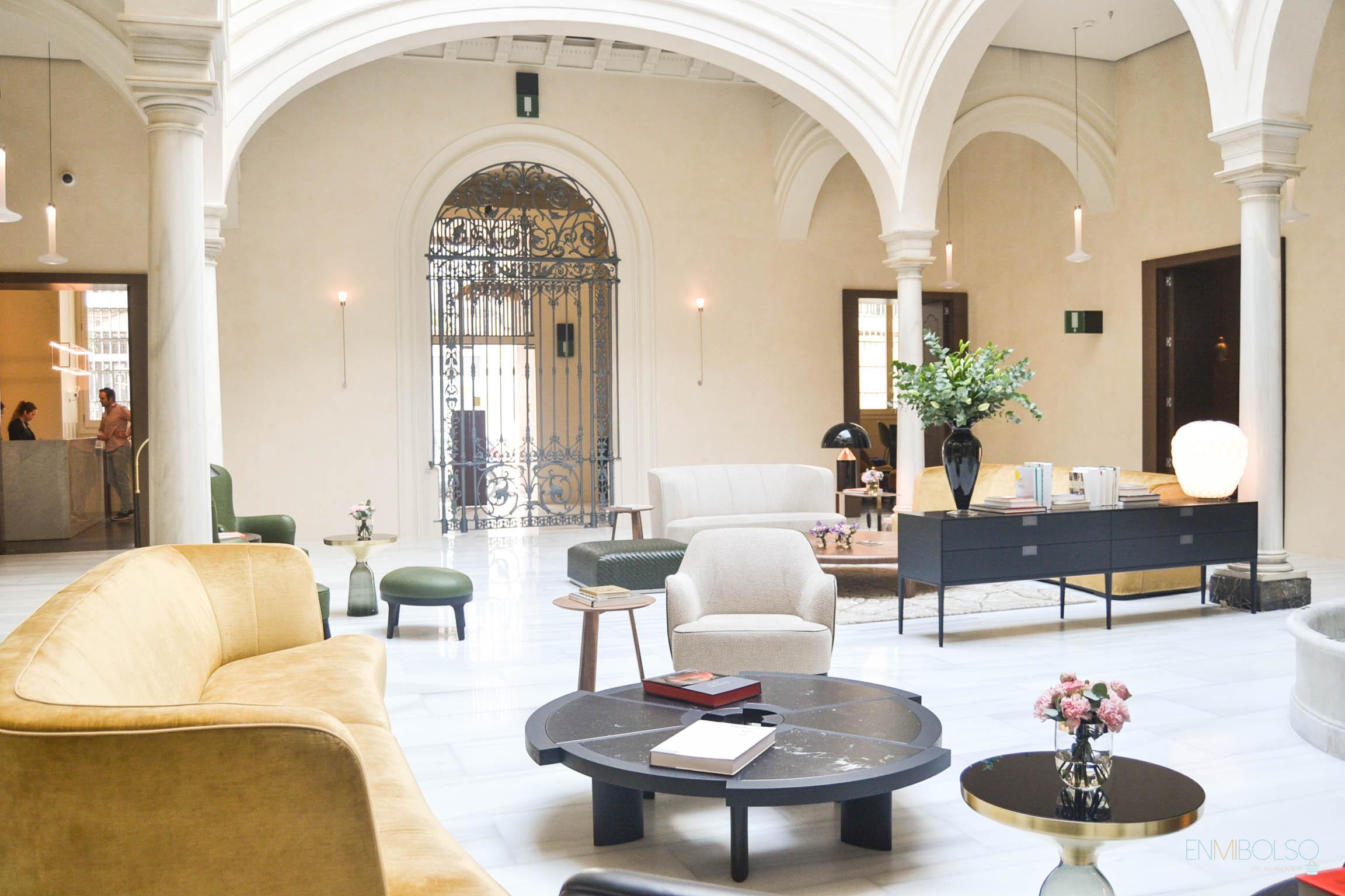 En Mi Bolso  San Valentn en el Hotel Mercer Sevilla