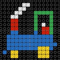 Pixel Color Mosaicos Game Movil