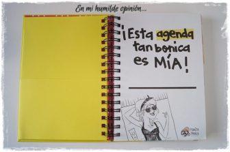 Agenda Anual 2017 - Pelea como una chica