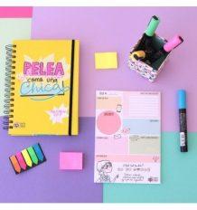 Pack Agenda Anual 2017 + Planificador A5 Pedrita Parker