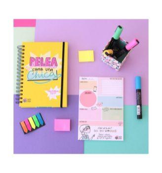Pack Agenda anual 2017 y Planificador Pedrita Parker
