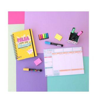 Pack agenda anual 2017 y Planificador semanal