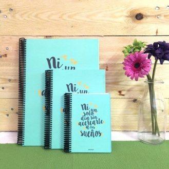Cuaderno ni un sólo día sin acercarte a tus sueños Qué Way