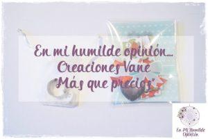 Creaciones Vane, tus artículos personalizados al mejor precio