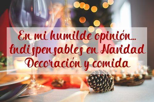 Indispensables para esta temporada de Navidad #ATBNavidad #Bloggers
