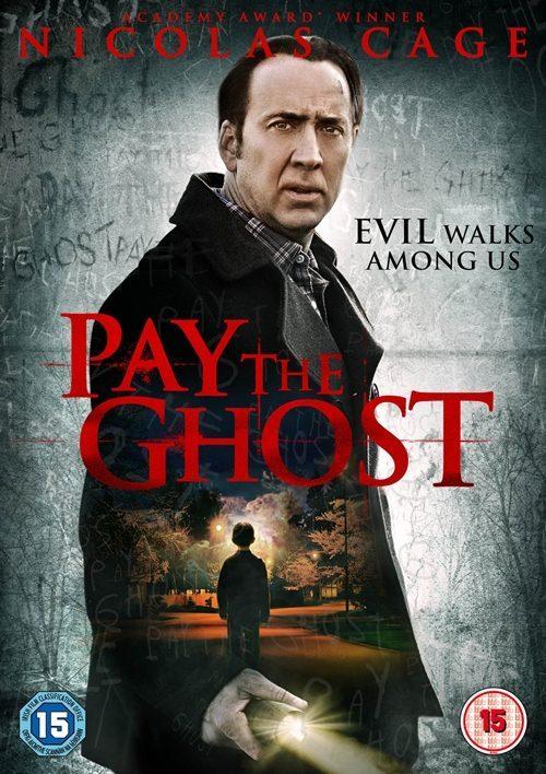 La Maldición de Charlie - Pay the Ghost - 2015