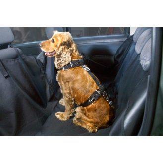 Adaptador cinturón de seguridad para mascotas