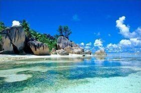 Fotomural playas