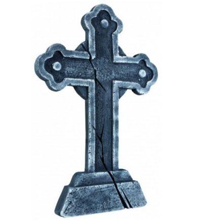 Decoración de tumba para Halloween