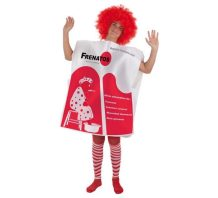 Disfraz Frenatós antigripal para adultos