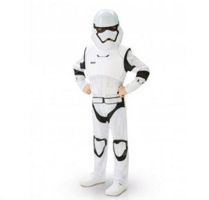 Disfraz StormTrooper Deluxe niño Star Wars VII™