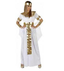 Disfraz de reina egipcia para mujer
