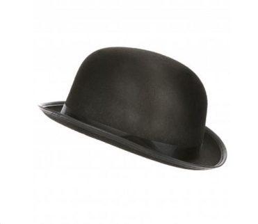 Sombrero bombín para adulto