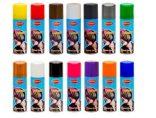 Spray de color para el cabello