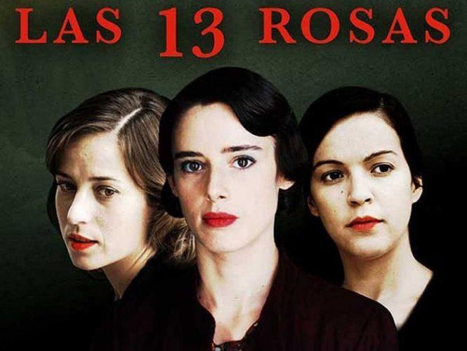 Las trece rosas película
