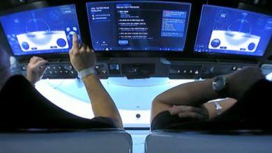 Photo of طريقة التحكم بمركبة «كرو دراجون» تشبه ممارسة الألعاب الإلكترونية