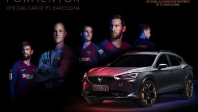 Photo of نادي برشلونة يعلن عن أول سيارة رسمية للنادي