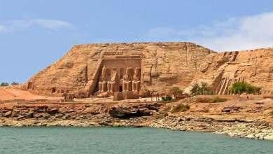 صورة معبد أبو سمبل.. هكذا يُبهر العالم بظاهرة تتكرر مرتين كل عام!