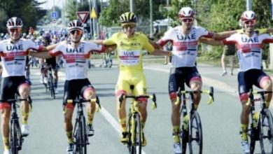 صورة وكالة أنباء الإمارات – الدراج تادي بوجاتشار: الفوز بلقب جولة فرنسا يدعم طموحاتي للتتويج في طواف الإمارات