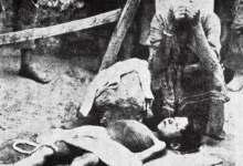 صورة قبل 100 سنة.. هكذا قتل قوميو تركيا 80 ألف أرمينيبشهرين