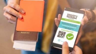صورة تطبيق جواز سفر كورونا خلال أسابيع في الشرق الأوسط