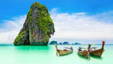 صورة جزيرة خلابة في تايلاند تستعد لاستقبال السياح.. غرف فندقية بدولار واحد!
