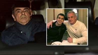 صورة طوكيو تحاكم الذين ساعدوا كارلوس غصن على الهرب إلى لبنان