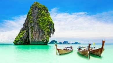 تايلاند-تعيد-فتح-حدودهاأمام-السياح-الملقّحين-الاثنين-المقبل