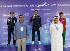 17-ميدالية-تاريخية-للإمارات-في-ختام-البطولة-العربية-للسباحة