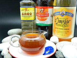 消炎茶、咳嗽茶 Anti-inflammatory Syrup, cough Syrup