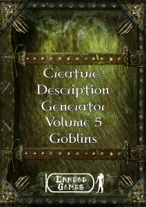 CDG 5 Goblins cover thumb