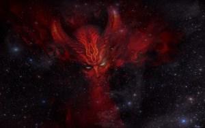 Devil Space Fantasy Scary Evil  - ParallelVision / Pixabay