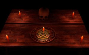 Pentacle Magic Occultism Mystic  - kalhh / Pixabay