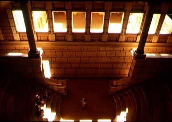 Αναπαράσταση του βουλευτήριου της Μιλητού (πηγή: http://www.perseus.tufts.edu)