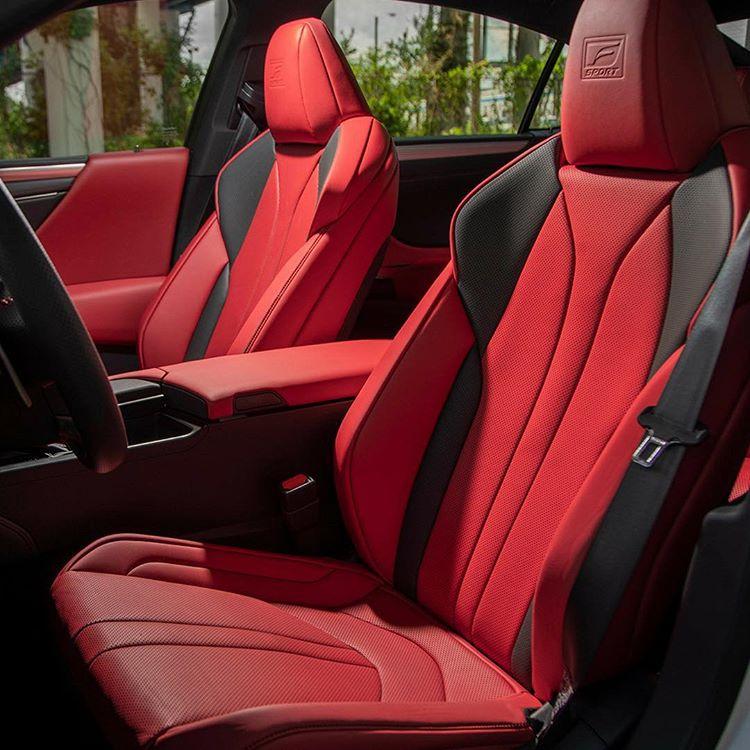 Car Interior, sumber ig lexuslaval