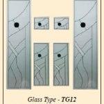 Glass type TG12