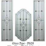 Glass type TG28