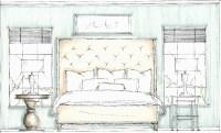 Bedroom Sketch