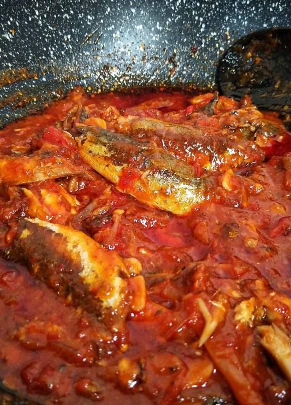 Cara Masak Sarden : masak, sarden, Membuat, Sarden, Homemade, Sederhana, Borukaro.com